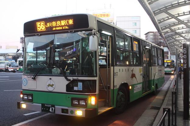 奈良交通 奈良200か47