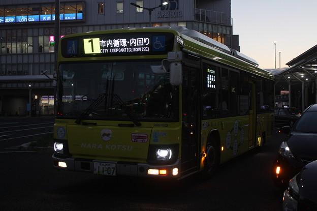 奈良交通 奈良200か1107