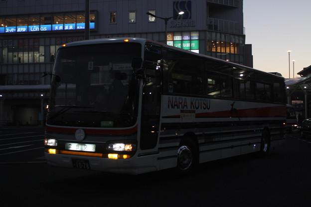 奈良交通 奈良200か1078