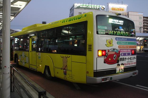 奈良交通 奈良200か979