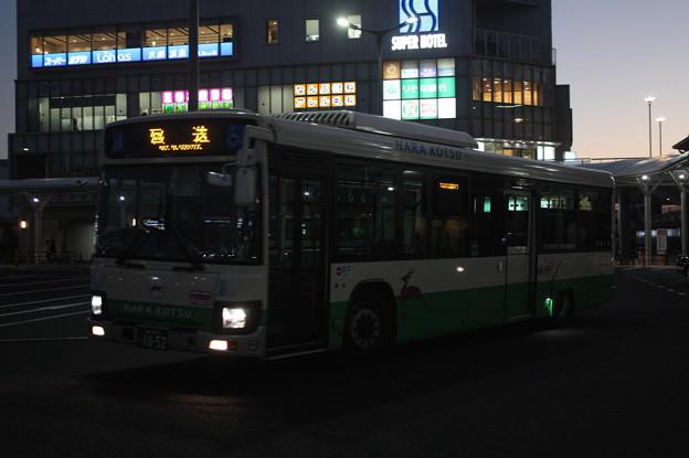 奈良交通 奈良200か192