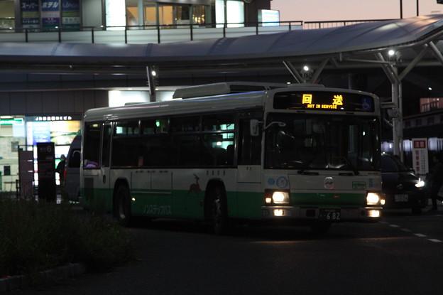 奈良交通 奈良200か682
