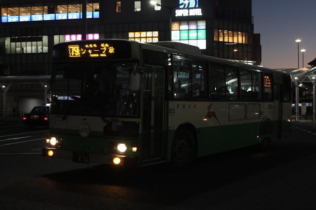奈良交通 奈良200か436