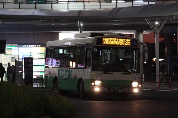 奈良交通 奈良200か599