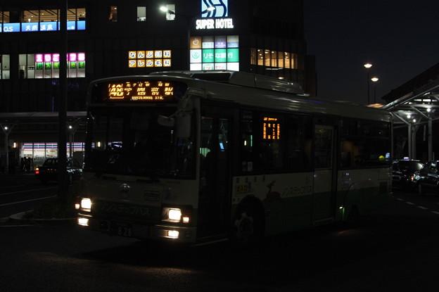 奈良交通 奈良200か828