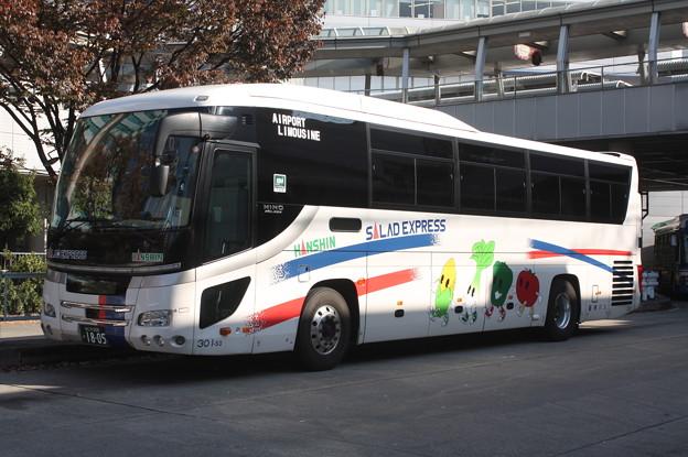 阪神バス 301‐53号車