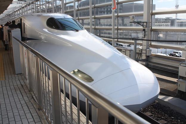 東海道新幹線 N700系1000番台(N700A)G10編成 (1)