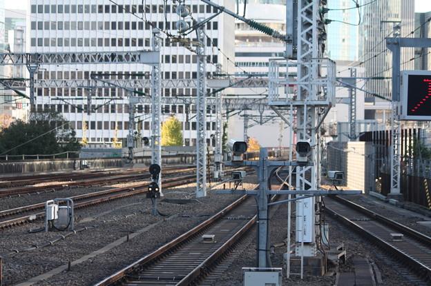東海道新幹線東京駅で何となく撮ったもの (4)