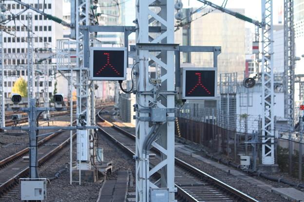 東海道新幹線東京駅で何となく撮ったもの (5)