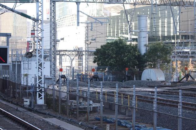東海道新幹線東京駅で何となく撮ったもの (6)