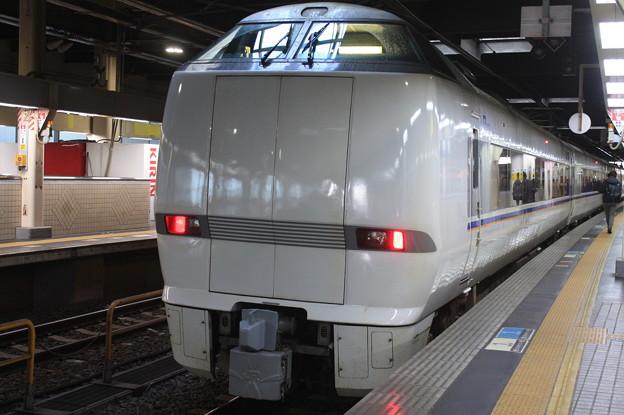 681系 特急能登かがり火5号 和倉温泉 行