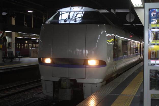 683系 特急サンダーバード20号 大阪 行
