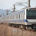 常磐線 E531系K423編成 339M 普通 勝田 行