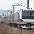 水戸線 E531系K461編成 737M 普通 勝田 行
