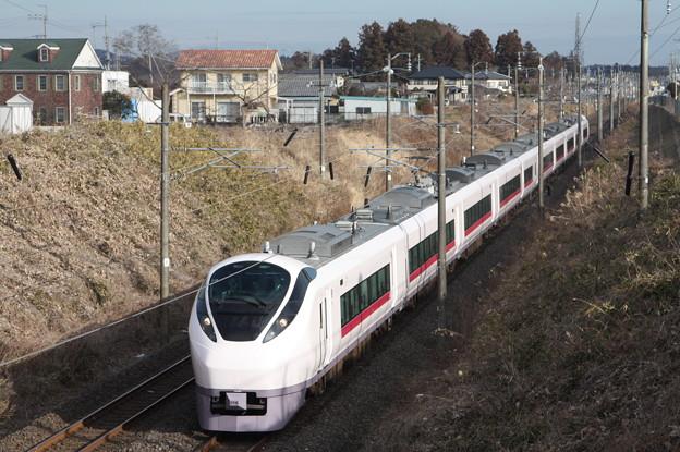 E657系K16編成 64M 特急ときわ64号 品川 行