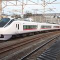 E657系K3編成 65M 特急ときわ65号 勝田 行 後追い 2019.01.25