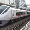 E657系K15編成 80M 特急ときわ80号 品川 行 2019.01.25