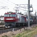 Photos: 2095レ EH500-34+コキ (6)
