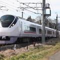 E657系K3編成 2055M 特急ときわ55号 勝田 行
