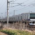 Photos: 常磐線 E531系K424編成 372M 普通 上野 行