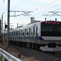 Photos: 常磐線 E531系K404編成 383M 普通 水戸 行