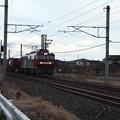 Photos: 2094レ EH500-34+コキ (1)