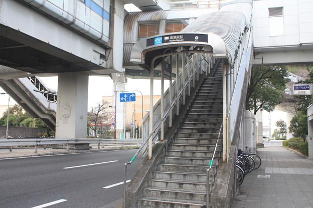 ニュートラム 南港東駅 1番出入口