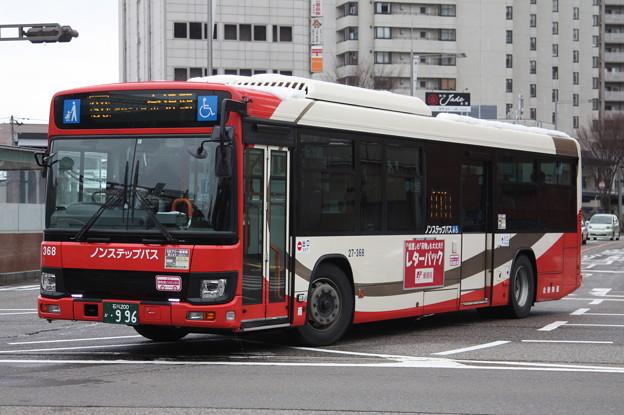 北陸鉄道 27-368号車