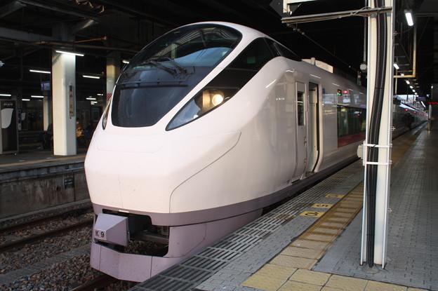 E657系K9編成 82M 特急ときわ82号 品川 行 2019.02.25
