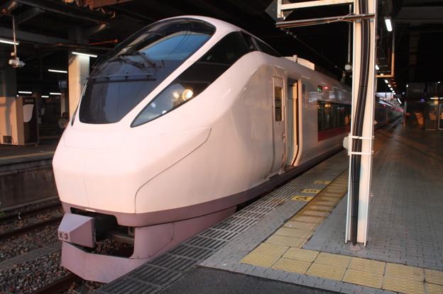 E657系K3編成 82M 特急ときわ82号 品川 行 2019.02.26
