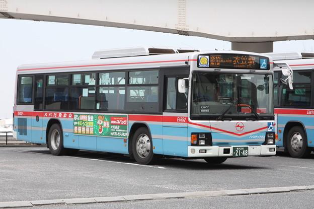 京浜急行バス E1652号車