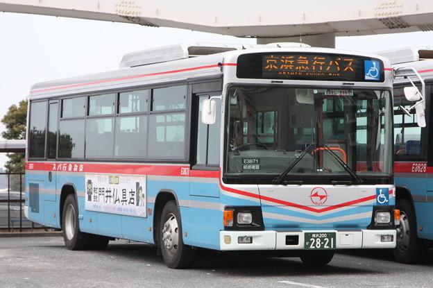 京浜急行バス E3871号車
