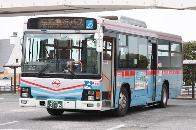 京浜急行バス E3628号車