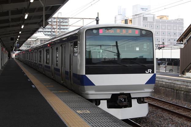 常磐線 E531系K426編成