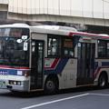 茨城交通 水戸200か1222 24系統 栄町・茨大前 経由 五中・赤塚駅 行き