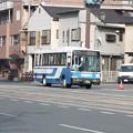 九州産交バス 熊本200か576