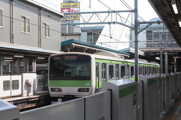山手線 E231系500番台トウ545編成