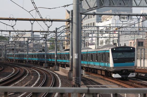 京浜東北線 E233系1000番台サイ126編成