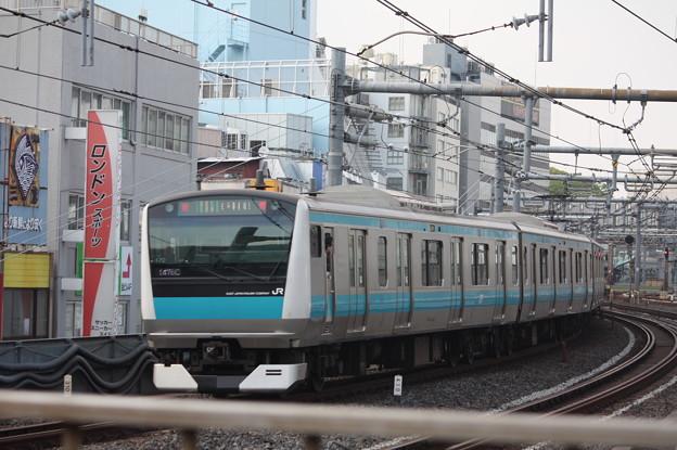 京浜東北線 E233系1000番台サイ170編成