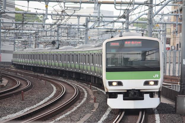 山手線 E231系500番台トウ502編成 (1)
