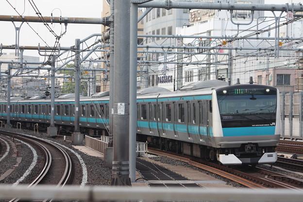 京浜東北線 E233系1000番台サイ101編成