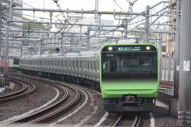 山手線 E235系トウ34編成 (1)