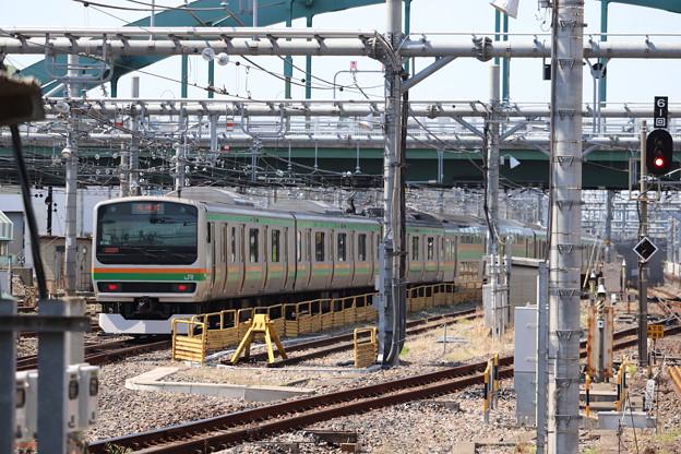 高崎線 E231系1000番台K-18編成