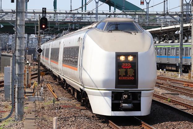 651系1000番台 草津