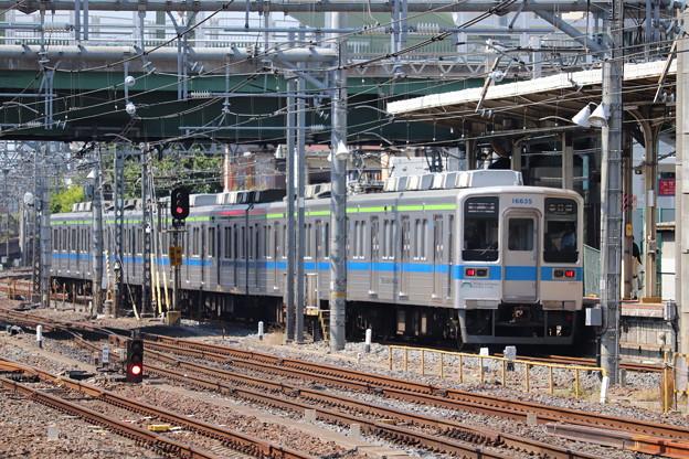 東武野田線(東武アーバンパークライン) 10030系11635F