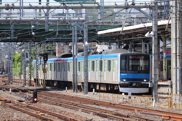 東武野田線(東武アーバンパークライン) 60000系61613F