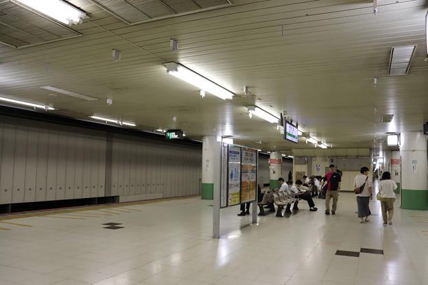 埼京線 大宮駅19番線・20番線ホーム