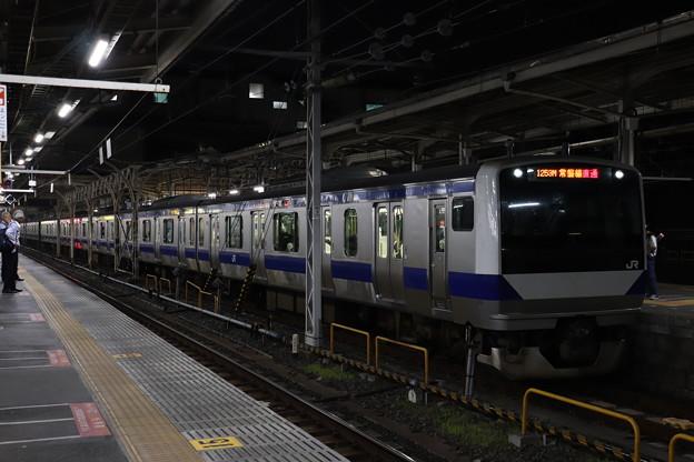 Photos: 常磐線 E531系3000番台K551編成 (1)