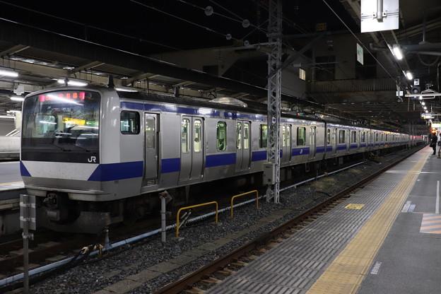Photos: 常磐線 E531系K405編成 (1)