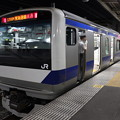 Photos: 上野東京ライン E531系K477編成 1256M 普通 品川 行